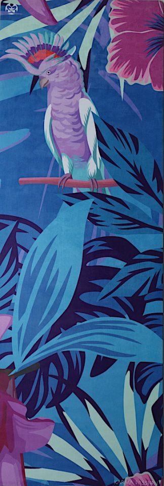 protiskluzová jógová podložka Rainforest