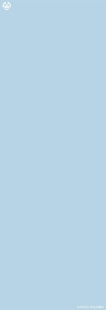 protiskluzová jógová podložka Marshmallow Blue Sky