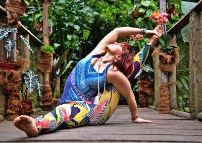 Kateřina Hilerová - lektorka jógy 4