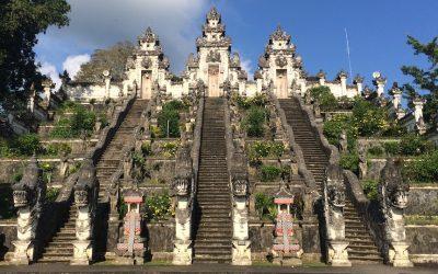 Bali: ostrov desetitisíců chrámů