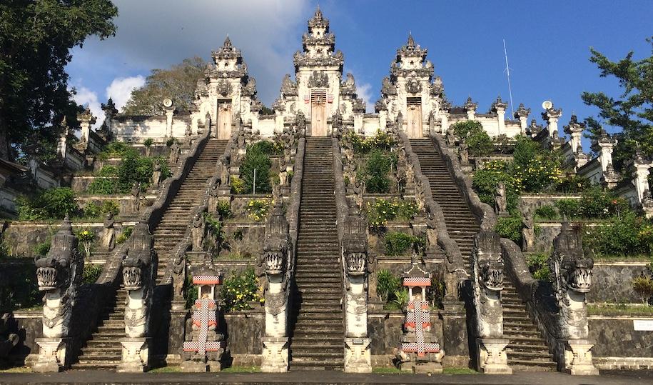 Bali - chrám Lempuyang