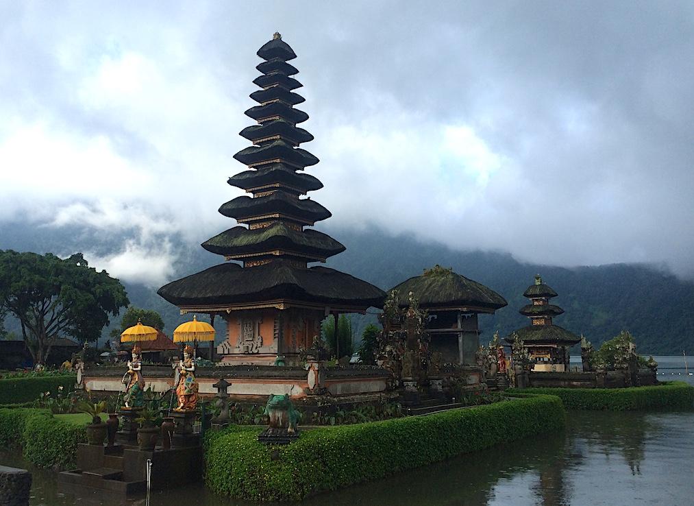 Bali - chrám Ulun Danu Bratan