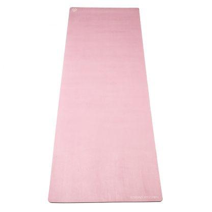 protiskluzová jógová podložka Marshmallow Pinky