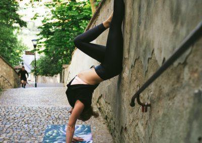 Sarka Polakova - lektorka jogy 1