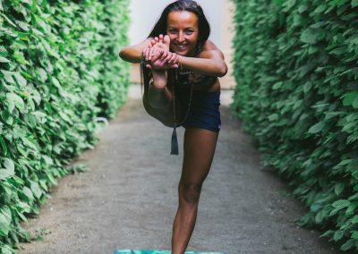 Veronika Sevcikova - lektorka jogy 3