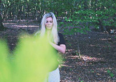 Marketa Blechova - lektorka jogy 4
