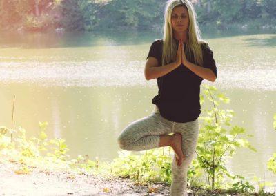 Marketa Blechova - lektorka jogy 1